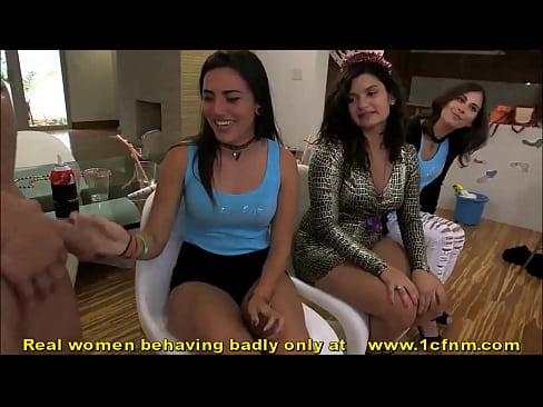 Wild women male stripper video