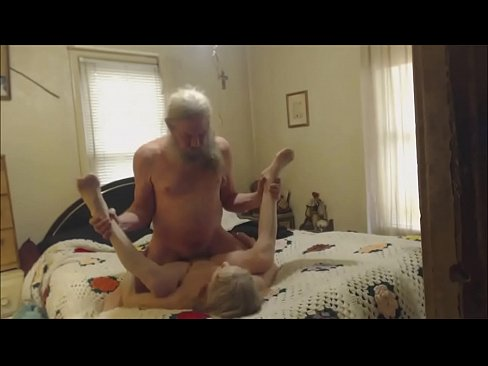 Family sex with grandma and grampa