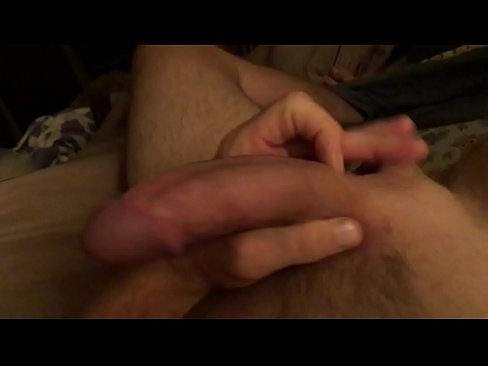 huge amateur solo cock