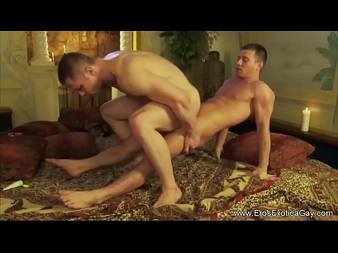 Exotic Gay Kama Sutra