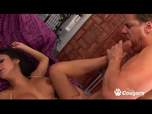 nadia styles opens her ass and stuffs a dick inside