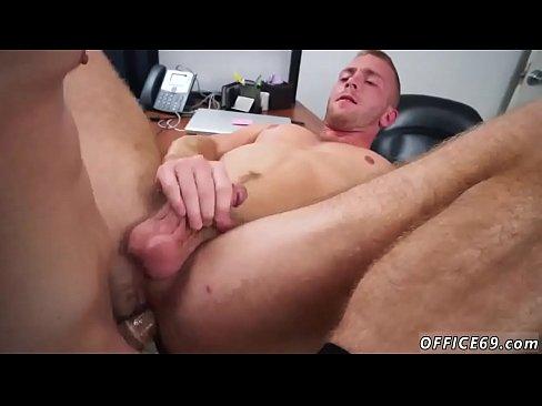 Straight guys caught gay sex