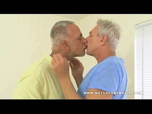 Silver Daddies Fucking Video