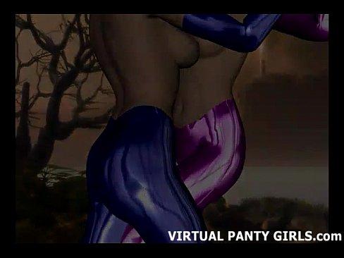 Cute virgin bride cosplay sex cum