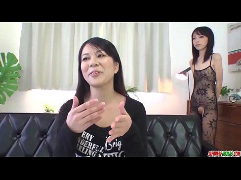 XVIDEO Sexy xxx Japanese scenes with naked Saya Fujimoto - More at Japanesemamas.com