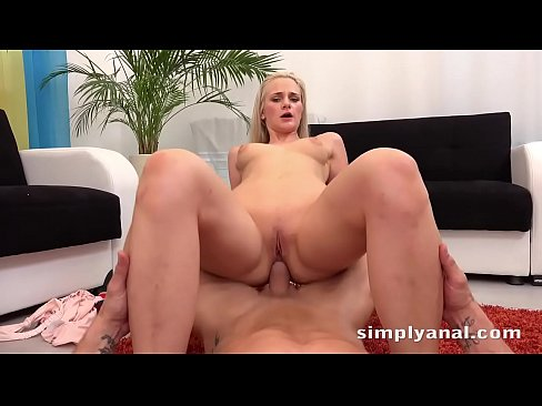 Ass To Mouth For Cute Anal Addict