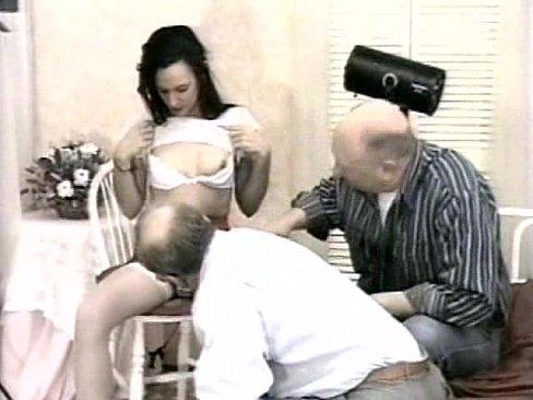 New porn old man spanks hot chicks