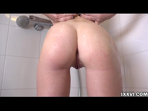 My wet pussy and sweet ass in the shower