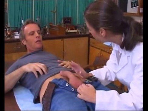 Sperm sample hot nurse