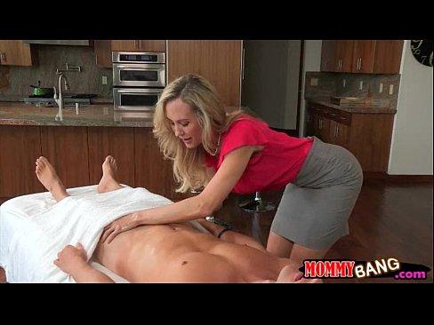 Big Tits Latina Milf Threesome