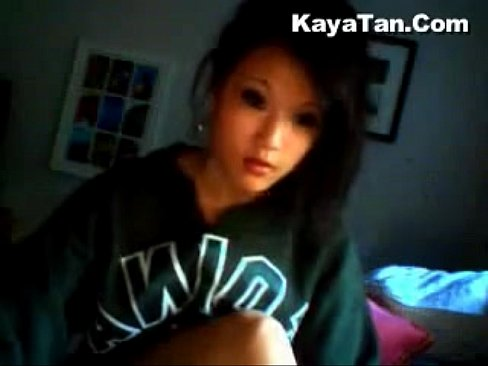 Cute Asian American Teen