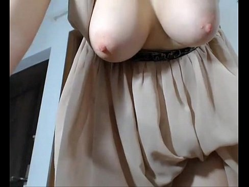 Girl Nice Tits get Orgasm with Tips on- CutyCam.com