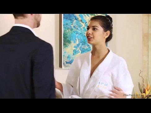 Gina Valentina does amazing nuru massage's Thumb