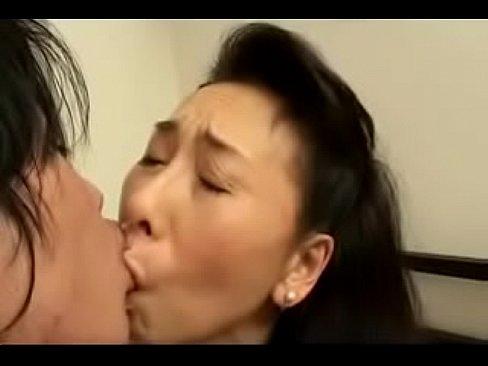 Japanese Mom Fuck Step Son