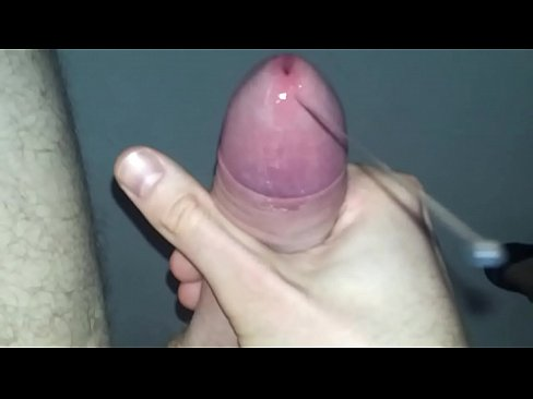 Big cock precum
