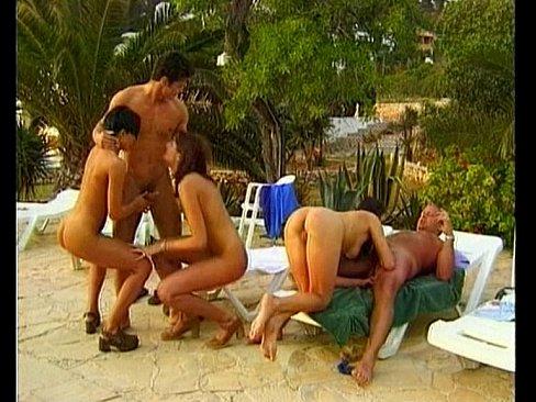 Lycos/MansefLycos - Pool Party - scene 1 - video 3's Thumb