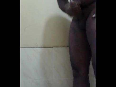 FTM tranny slobbers stud cock before interracial pussy penetration