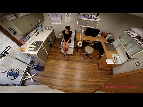 Mandatory new student physical for Mixed cutie with small tits get examined by Doctor Tampa - Yesenia Sparkles - Tampa University Physical Part 1 of 7 - GirlsGoneGynoCom
