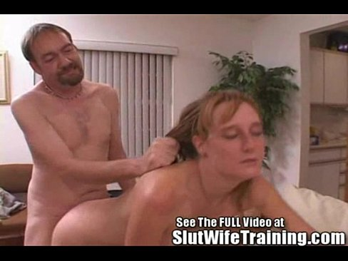 Slut wife training jenna