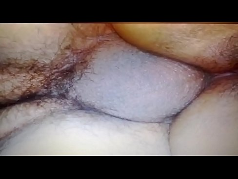 Amateur choking on cock