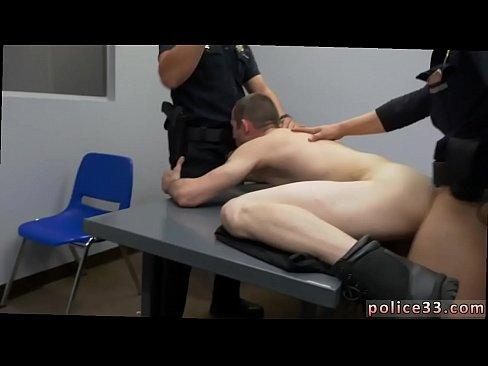 Spanking gay cum eater img