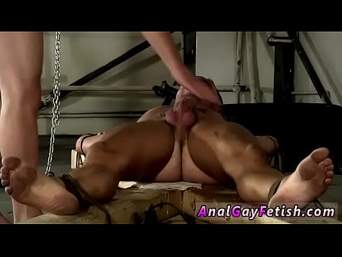 Wank off with cum tube