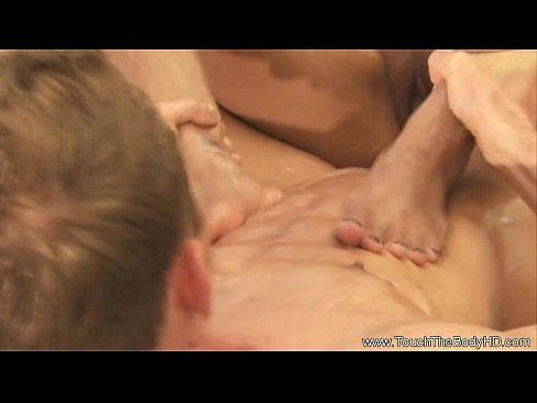 Massage Nuru Style From Asia