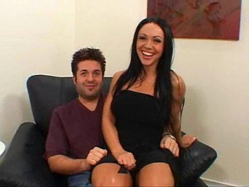 Big Tit Bitch Gets Fucked Hard