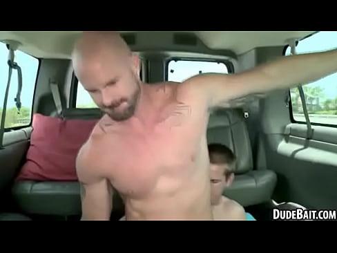 Buff white stud rides bbc