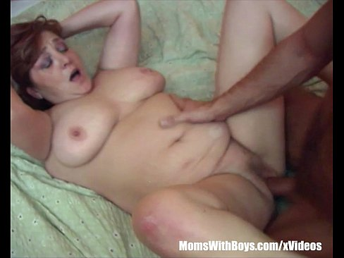 Sexy Fat Mom Hardcore Pounded By Young Cock