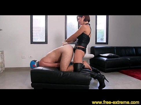 Strapon Punishment – More @ www.free-extreme.com