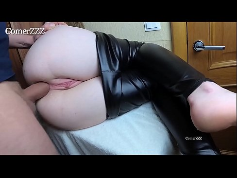 TWO CUM IN HER BEAUTIFUL ASS - AMATEUR ANAL CREAMPIE2