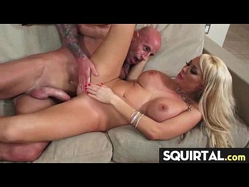 Pussy fucked by monster cock