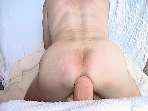Gay anal sex with dildos