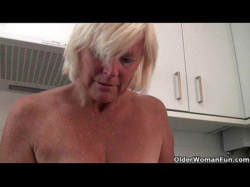 Grandma dildo video opinion you