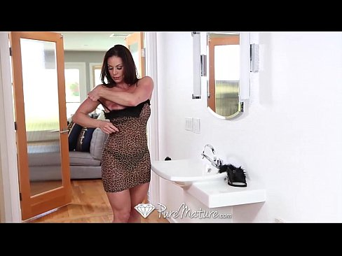 HD - PureMature Sexy Kitten Kendra Lust gets pussy pounded