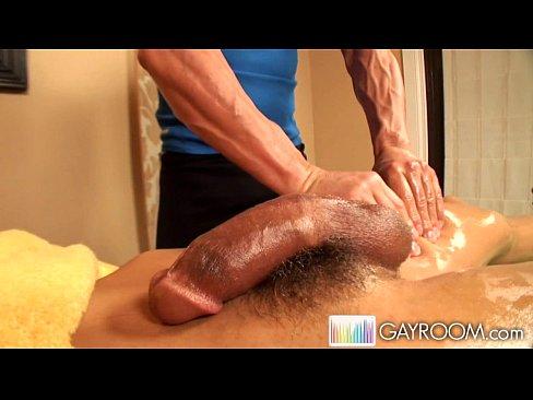 Massage to anal