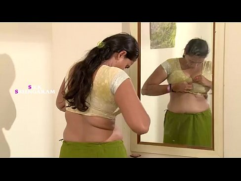 Indian Aunty Young Romance
