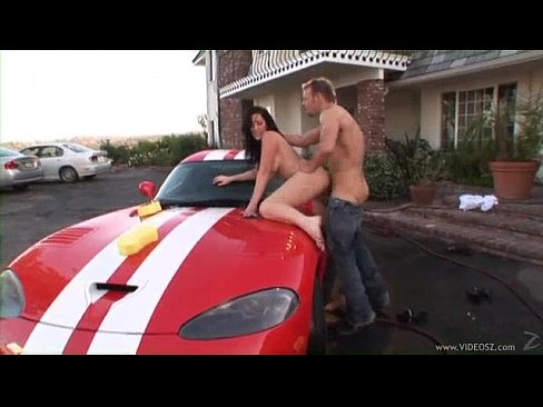 Car washes gerls sex