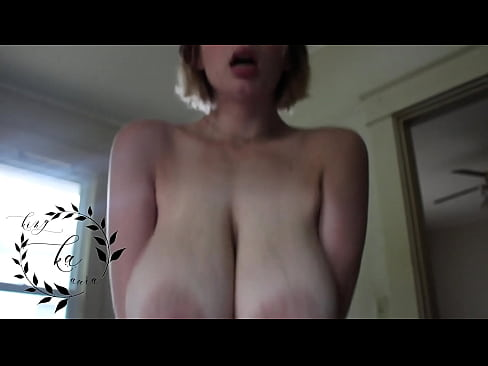 Image mom with big tits POV