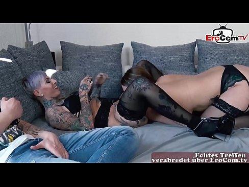 Deutsche lesben anal
