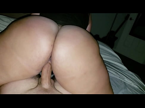Big Ass Girlfriend Riding