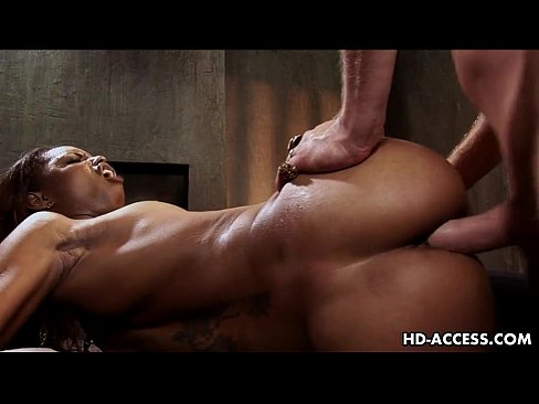black slut marie luv riding white cock and nailed hard