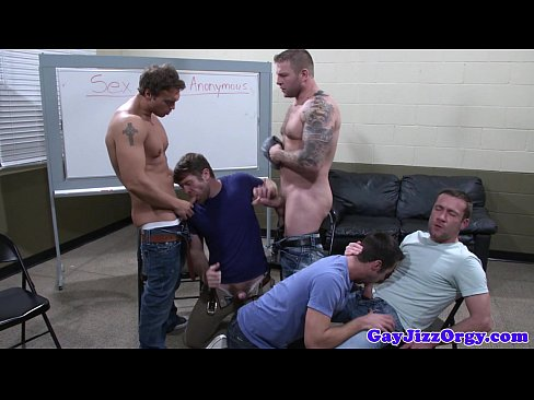 groupsex gay hunks assfuck and suck cock