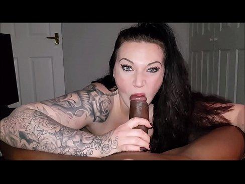 HARMONY REIGNS HOMEMADE BBC FUCK A FAN VIDEO