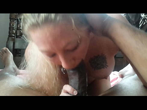 Daughter giving blowjob