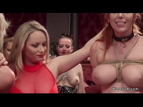 Rough orgy sex