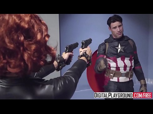 XXX Porn video – Captain America A XXX Parody