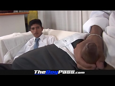 Canadian Boy Fucked Latinos And Pale Lady 1