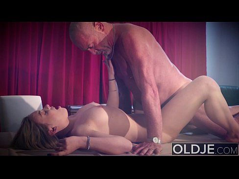 young and old - age is just a number! young girls love older men
